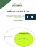 Analisis Umbral Acumuladode Ene a Sep 2016 21nov2016