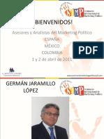 Presentación Seminario Internacional de Marketing Politico