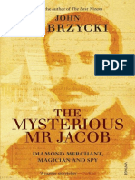 John Zubrzycki - Mysterious Mr Jacob_ Diamond Merchant, Magician and Spy-John Zubrzycki ( 2012)pl