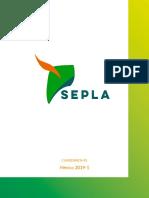 CUADERNO SEPLA MÈXICO 2019-1