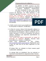 Calidad Proceso Desarrollo de Software