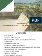 Indira Sagar Dam PPT