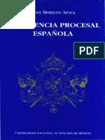 Aroca, Juan Montero -  La Herencia Procesal.pdf