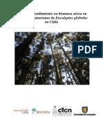 Tabla de rendimiento en biomasa aérea en pie para plantaciones de Eucalyptus globulus en Chile.pdf