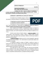 Direito Processual DoTrabalho - Aula 4