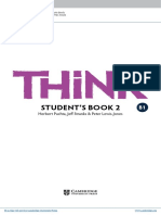 Think 2 Student's Book Front Matter