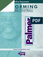 Wilfred Kwaku Osei Palmer Policy Document
