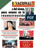 Unidad Nacional 30 de Septiembre de 2019