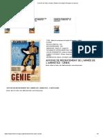 L'Armée de Vichy Recrute _ Histoire Et Analyse d'Images Et Oeuvres