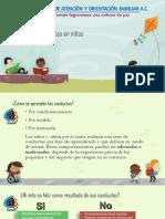 diapositivas para platica a padres CENAFAM mexicali