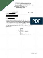 LCCR Q & R 014205-14211  Response dated 11/25/2008