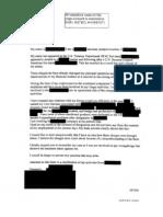 LCCR Q & R 014212-14221 Response dated 12/1/2006