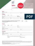 Bulletin Inscription Formation Ifaci