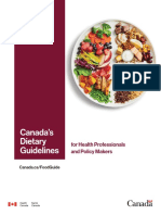 canadas dietary guidelines