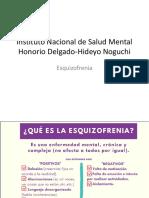 PSICOEDUCACIÓN Instituto Nacional de Salud Mental Honorio Delgado-Hideyo Noguchi.pptx