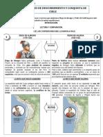 Guía Descubrimiento y Conquista de Chile