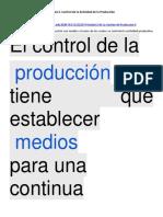 Unidad 2 Gestion de La Produccion