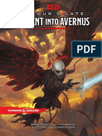 Baldur's Gate - Descent Into Avernus