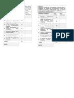 Lista de Cotejo Informe Tecnologia