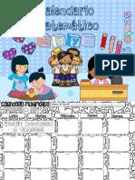 6 Calendario Matemático Yessi Mayo