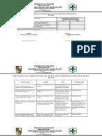 7.1.2 Rekapan Hasil Evaluasi Penyampaian Informasi Di Tempat Pendaftaran