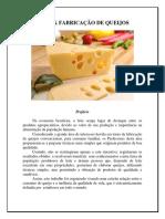 ebook de Fabricação de queijos