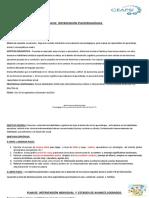 Ppa.modelo Clínico Simple-paola Hernández-psicopedagoga