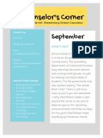 newsletter september 2019