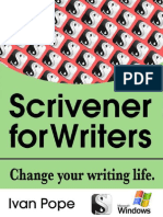 Scrivener for Writers