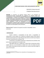 Artigo_roberta Alexandre Penitente Sexualidade Tea