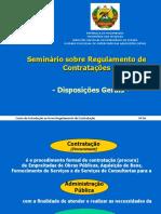 FORM- T2 - Módulo 1 - Disposições Gerais