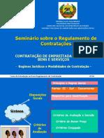 FORM T2 - Módulo 2 - Regimes Jurídicos