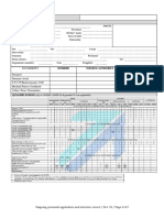 Seagoing Personnel Application Form