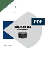 User Manual YDLIDAR G4.PDF