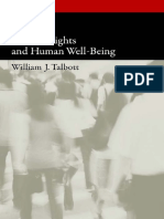 (Oxford Political Philosophy) William J. Talbott-Human Rights and Human Well-Being-Oxford University Press, USA (2010)
