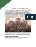 Historia de México en los años 1450 -1500.docx