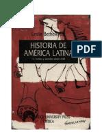 LESLIE BETHELL (ed.) - Historia de América Latina, Tomo 12
