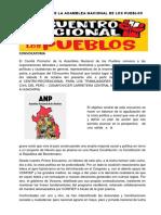 Convocatoria y Reglamento II Anp 05.10.19 Final