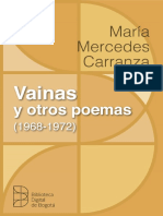 Vainas y otros poemas