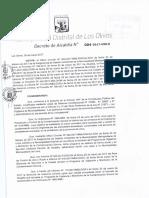 Da 004 2017 Aprobar El Programa de Vigilancia y Monitoreo de La Contaminacion Sonora