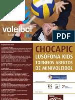 Regulamento Mini Voleibol 2010