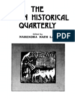 The Indian Historical Quarterly.04.1928