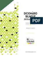 Manual Dicionário Bilingue Escola Positiva