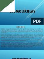 biomoleculas power point