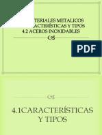 BIOMATERIALES METALICOS