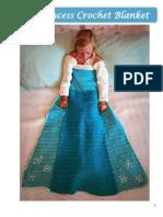 Elsa Crochet Blanket Pattern