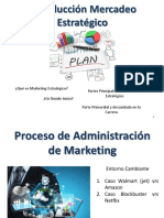 Proceso de Administración de Marketing