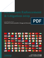 Getting the Deal Through Healthcare Enforcement and Litigation 2019