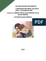 Actividades Dia Mundial de s. Mental 2017 (Reparado)