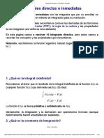 Integrales directas o inmeditas resueltas.pdf